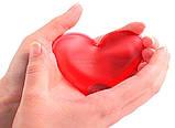 Солевая грелка Сердце - с Днем всех влюбленных, фото 2