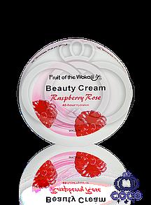 Крем Fruit of the Wokali Beauty Cream Raspberry Rose с экстрактом малины
