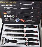 Набор ножей 6 предметов German Family GF-18, фото 2
