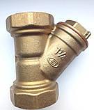 """Фильтр сетчатый для воды Gross Optimal 1/2"""", фото 2"""