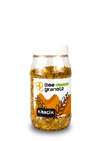 Гранола Класік без цукру Bee Granola, 250 г