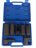 Набор головок для кислородных датчиков (лямбда-зонда) 7 предметов Best 1-E1017, фото 2