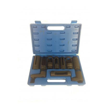 Набор головок для кислородных датчиков (лямбда-зонда) 10 предметов Best 1-E1018