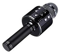 Микрофон караоке WS 858 Черный