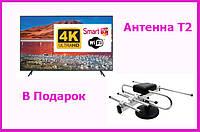 "Телевизор Samsung 43 "" Smart TV TU7102 4K+ Антенна Т2"
