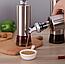Стеклянная бутылка для жидких текстур. Модель RD-543-4, фото 5