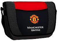 Сумка через плечо MU14-806K Kite для подростков футбольный клуб Манчестер Юнайтед