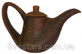 """Чайник  глиняный 750 мл. """"Аладин"""""""