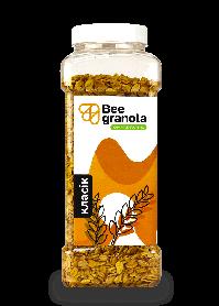 Гранола Классик без сахара Bee Granola, 500 г