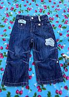 Фірмові джинси для дівчинки Розмір 92 ( 105-д)