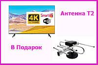 "Телевизор Samsung Smart TV 50"" Tu8002 4К+ Антенна Т2"