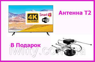 """Телевізор Samsung Smart TV 43"""" Tu8002 I 4K 3840x2160"""