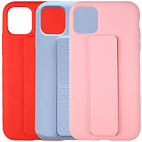 Чехол Silicone Case Hand Holder для iPhone 11