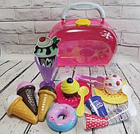 Детский набор продукты сладости для детей