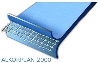 Пленка ПВХ ALKORPLAN 2000 Adriatic Blue