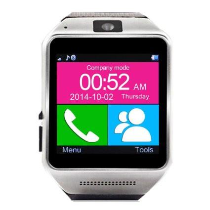 Умные часы (Smart Watch) GV08 sim карта камера microSD