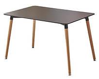 Стол обеденный Нури 120х80, черный