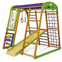 Игровой комплекс для малышей для квартиры «Карамелька виолет» (Киев)