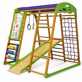 Ігровий комплекс для малюків для квартири «Карамелька віолет» (Київ)