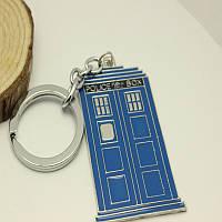 Брелок Police box Тардис Доктор Кто Doctor Who