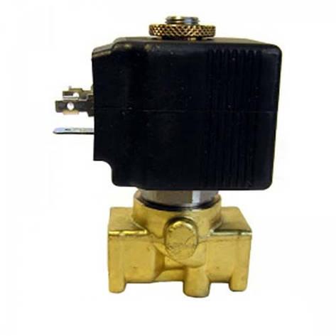 Клапан електромагнітний AP 1/4 230V50Hz NC-80 EVO Technocooling, фото 2