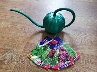 Набір насіння Пряні і запашні (5 шт.) №2+ лійка у подарунок!