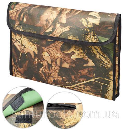 Чехол Stenson на мангал-чемодан 6 шампуров 43*28*6 см