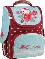 Ранец школьный каркасный ортопедический KITE Hello Kitty HK15-501-2S
