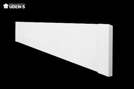 Инфракрасный обогреватель UDEN-200 теплый плинтус металлокерамический , фото 2