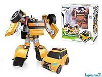 Робот-трансформер 888-5, в коробке