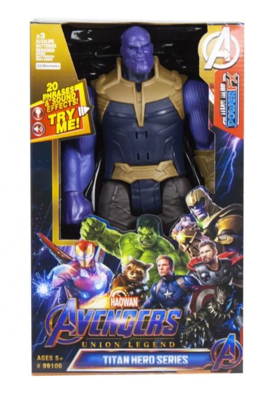 Фігурка героя Месники GO-818-05 Танос