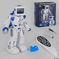 """Робот-трансформер UKA-A 0105, """"TK Group"""" свет, звук, ходит, танцует, украинская озвучка"""