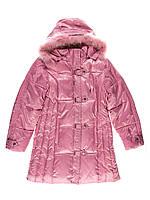 Детское пуховое пальто