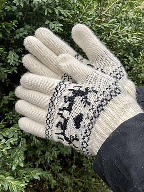 Мужские зимние перчатки 01, фото 2