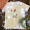 Чоловіча футболка з принтом - Зойберг
