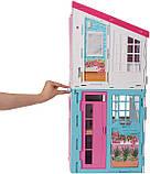 Портативний будинок Барбі Barbie Doll House Playset, фото 3