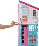 Портативный дом Барби Barbie Doll House Playset, фото 3