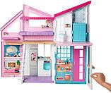 Портативный дом Барби Barbie Doll House Playset, фото 4