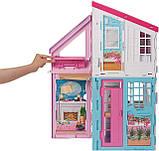 Портативный дом Барби Barbie Doll House Playset, фото 7