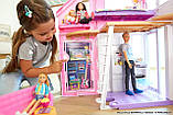 Портативний будинок Барбі Barbie Doll House Playset, фото 8