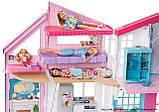 Портативный дом Барби Barbie Doll House Playset, фото 9