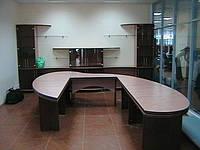 Офисная нестандартная мебель на заказ