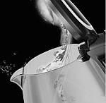 Электрочайник Стеклянный с LED Подсветкой Синий Чайник Электрический, фото 5