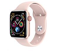 Смарт часы умные Smart Watch W26+ Pro розовое золото, фото 1