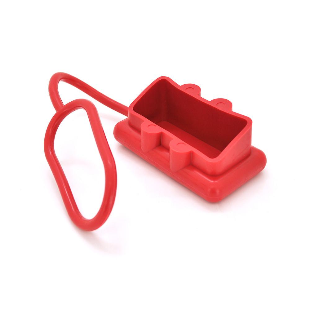 Защитный кожух для разъема питания Anderson SB350, красный