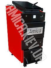 Котел холмова шахтний Amica Profi 98 кВт. Безкоштовна Доставка!, фото 2