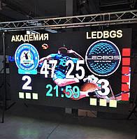 Видео табло для спортзала (1920x2880 мм), фото 1
