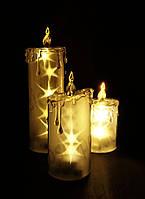 Декоративні LED свічки