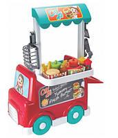 Игровой набор Keenway Фаст-фуд на колесах (K31612)