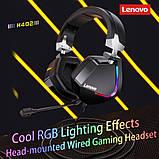 Ігрові навушники LENOVO H402, фото 9
